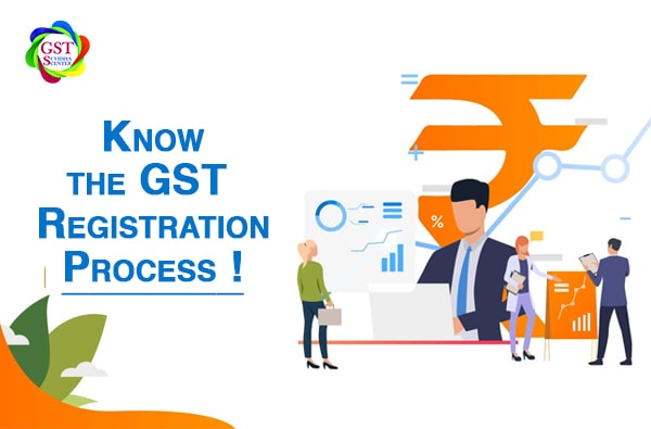 GST Registration Process in India