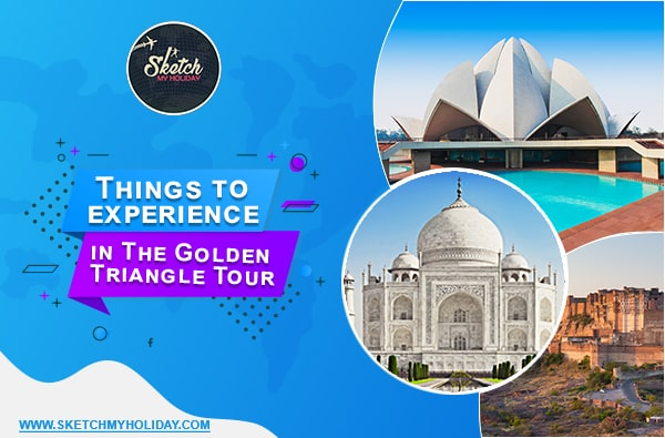 golden triangle itinerary